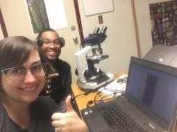 sarah noah microscope