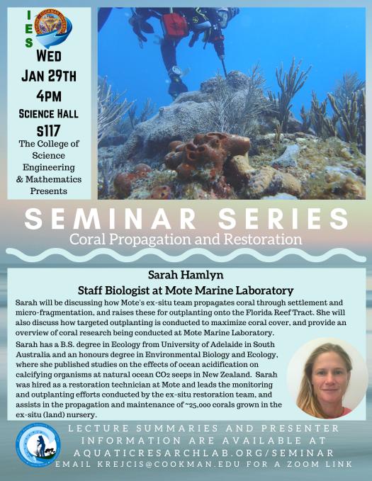 2-Mote Corals Seminar